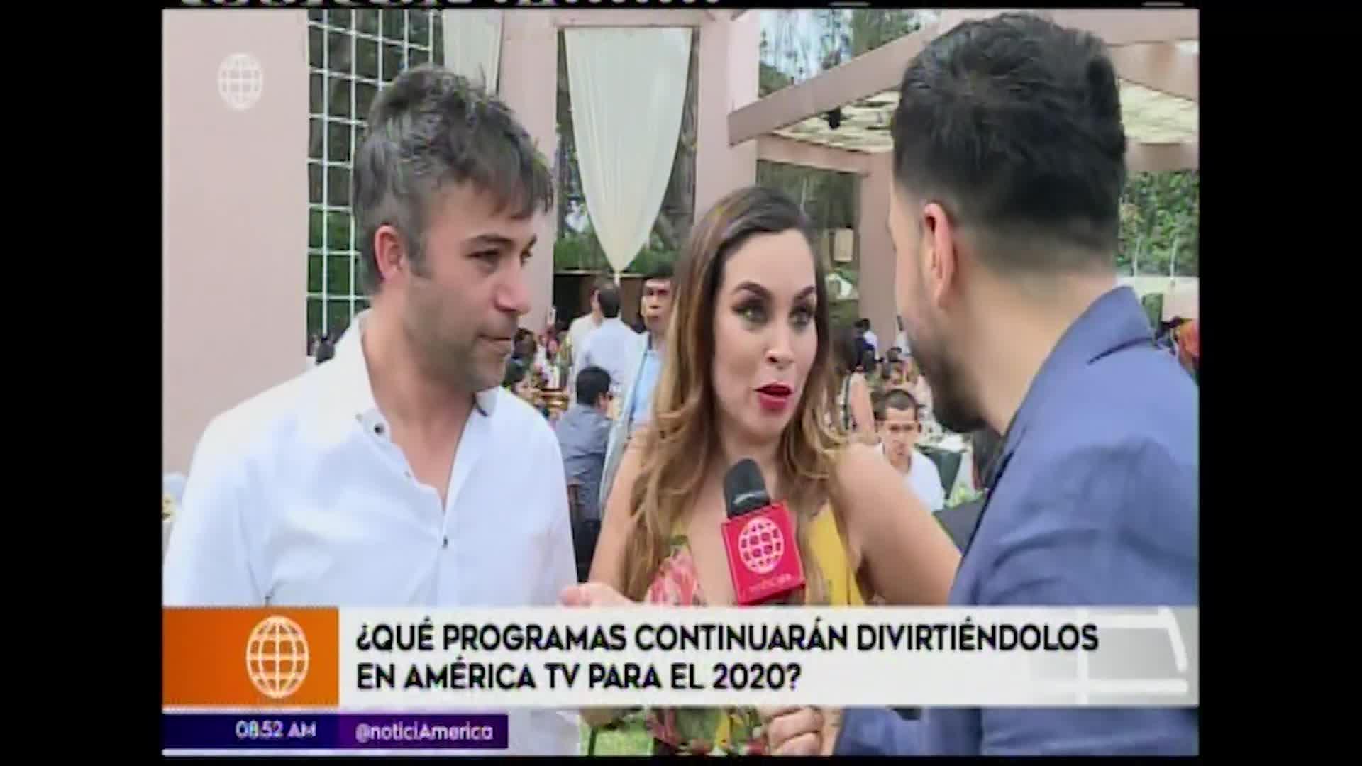 Estos son los programas que continuarán en América Televisión en el 2020