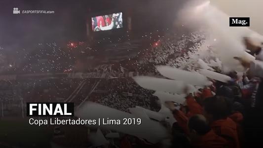 Conoce todos los detalles sobre la final de la Copa Libertadores 2019