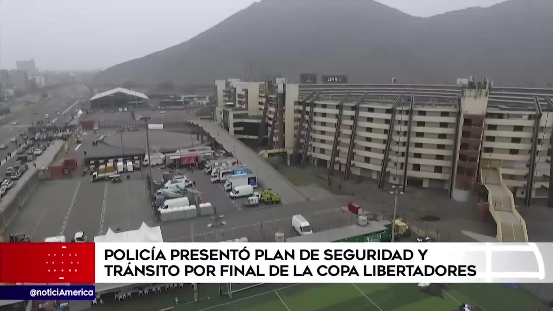 Copa Libertadores 2019: Más de 6 mil policías controlarán la seguridad en los alrededores del Estadio Monumental