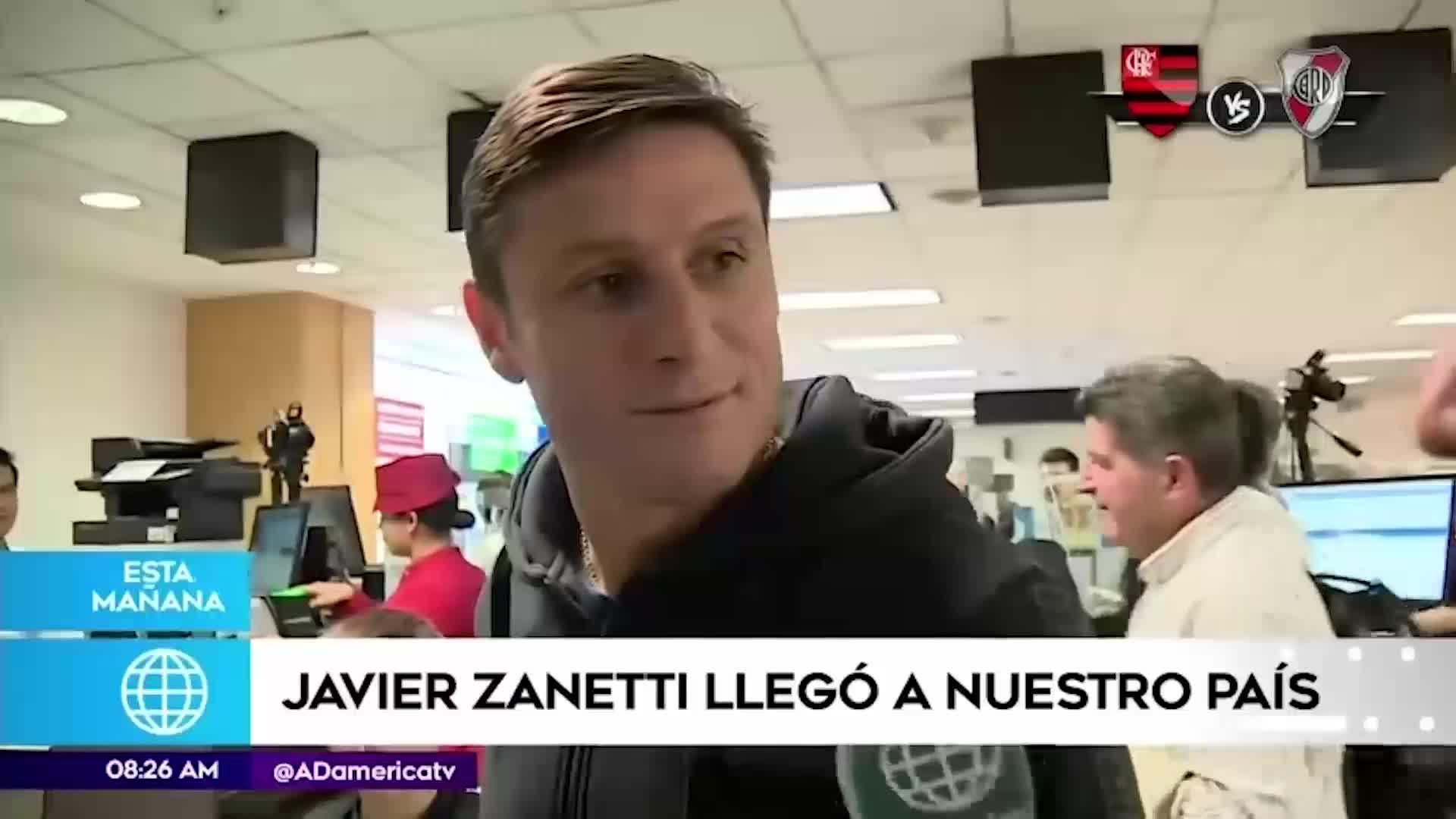 Selección peruana: Javier Zanetti destacó el trabajo de Ricardo Gareca