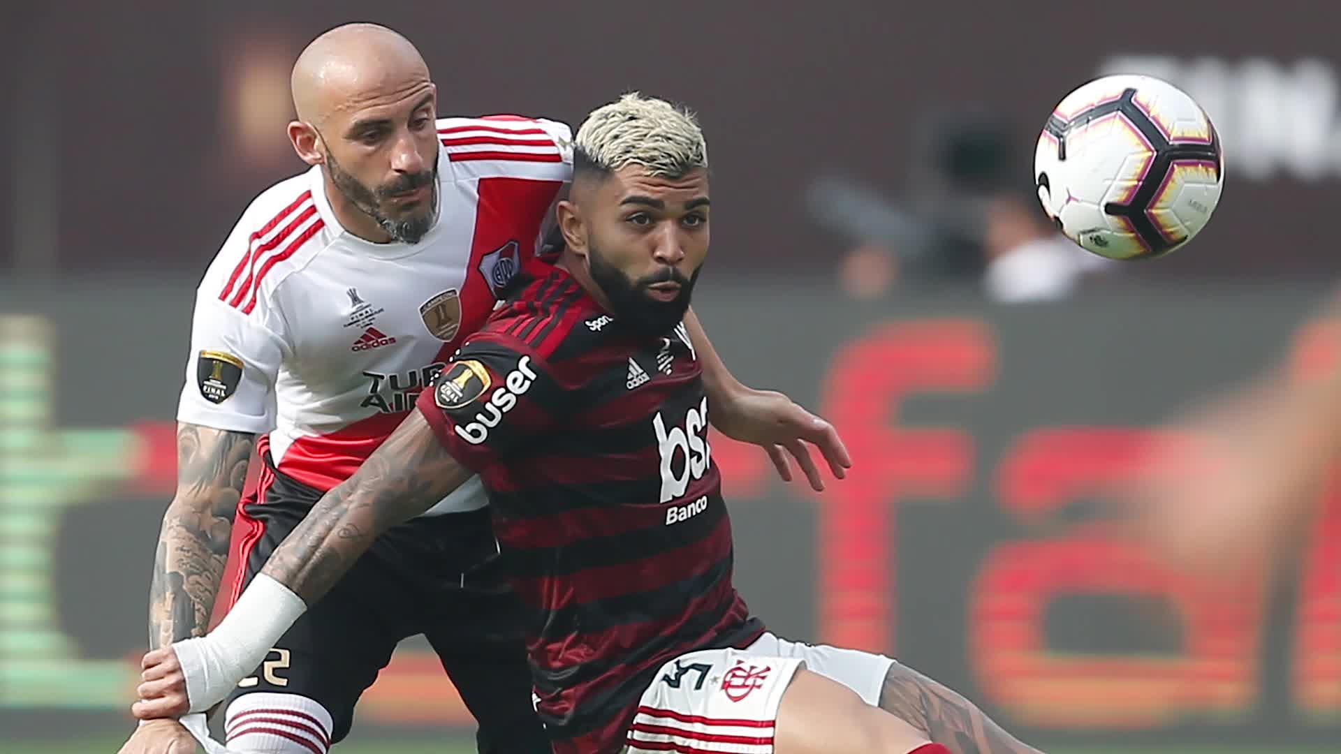 Copa Libertadores 2019: 'Gabigol' anotó el agónico empate tras gran jugada individual de Bruno Henrique