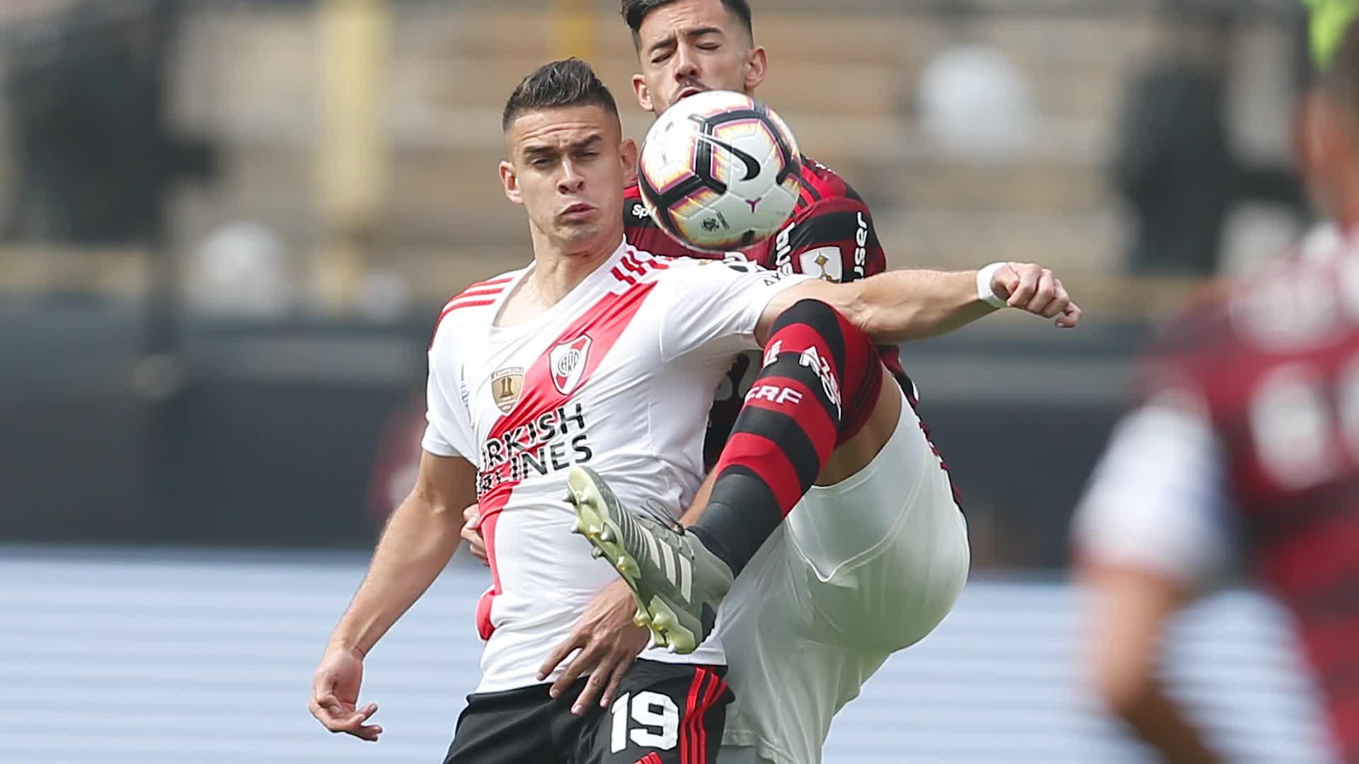 Copa Libertadores 2019: River Plate abre la cuenta en el Monumental con gol de Santos Borré