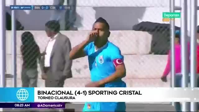 Repasa los goles de la última fecha del torneo Clausura