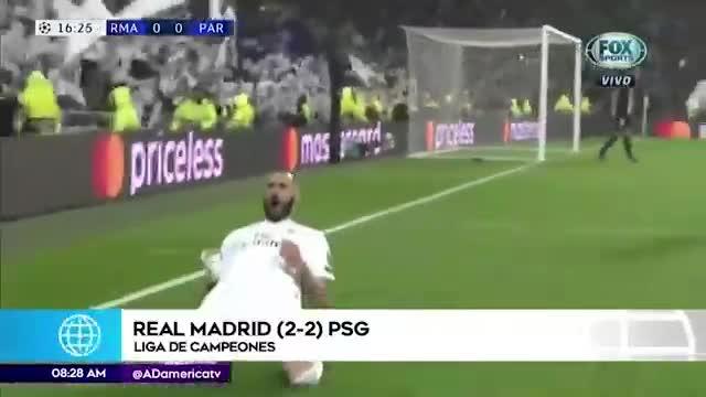 Revive los goles de la quinta fecha de la Liga de Campeones