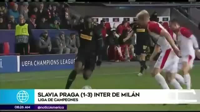 Liverpool e Inter peligran en la Liga de Campeones