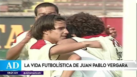 Juan Pablo Vergara: trayectoria de un futbolista que se inició en Universitario de Deportes