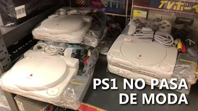 PlayStation:  La consola PlayStation no pasa de moda