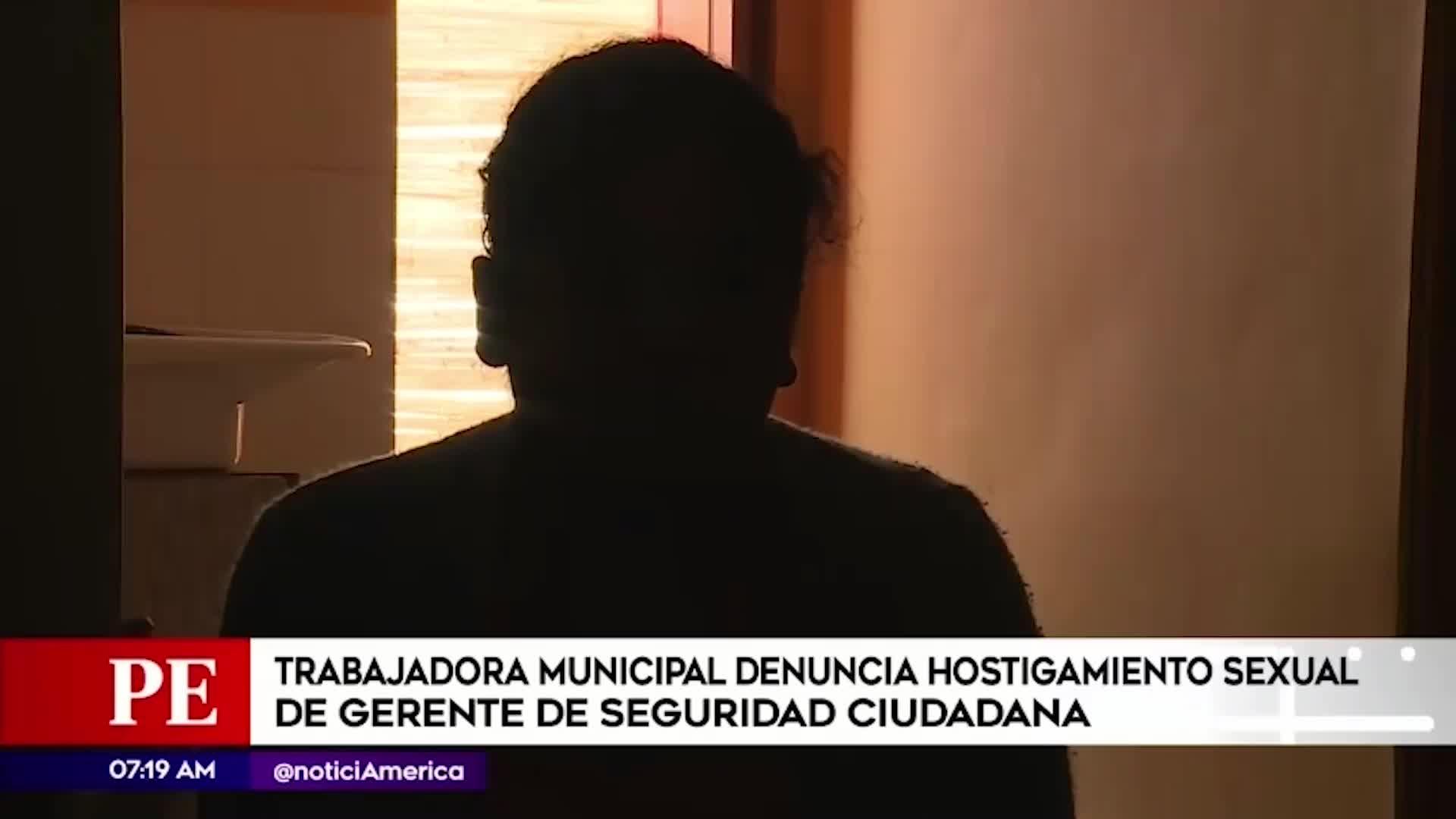 Trabajadora municipal denuncia tocamientos indebidos por parte del gerente de Seguridad Ciudadana de Punta Hermosa