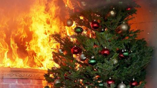 Luces navideñas: Consejos para instalarlas y pasar una navidad segura