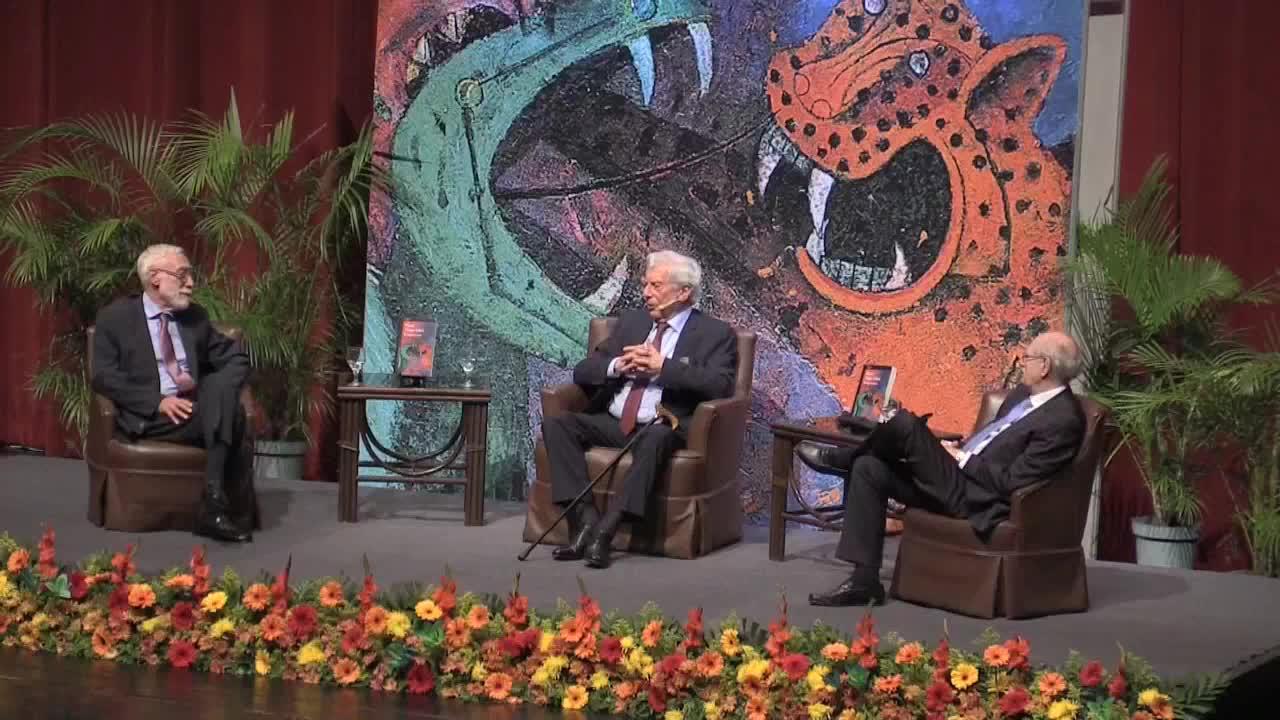 Vargas Llosa: Las tragedias de Latinoamérica han enriquecido su literatura