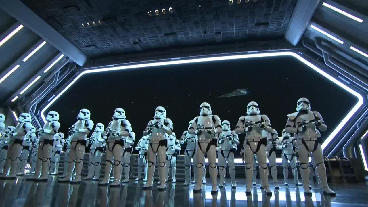 """Disney World inaugura en Orlando nueva atracción de """"Star Wars"""""""