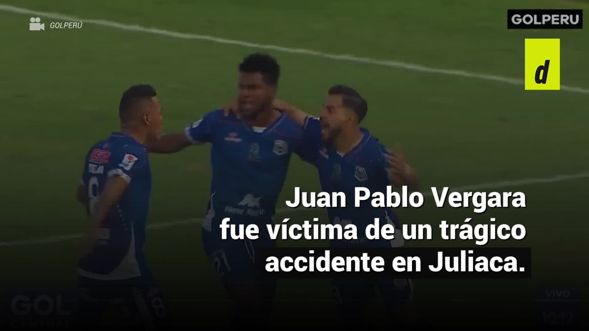 Así fue la trayectoria deportiva de Juan Pablo Vergara