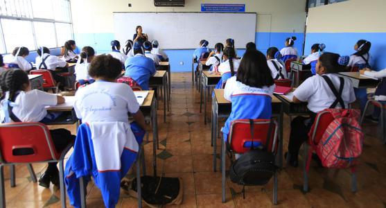 Perú ocupó el puesto 64 en la prueba PISA 2018