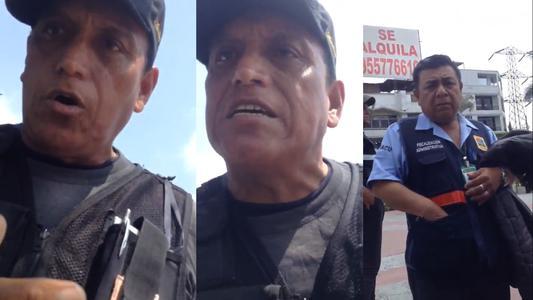 Pareja gay denuncia discriminación por parte de serenos de Los Olivos