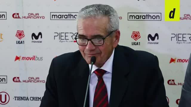 """Gregorio Pérez sobre Pablo Bengoechea: """"Noventa minutos de fútbol no van a cambiar nuestra relación"""""""