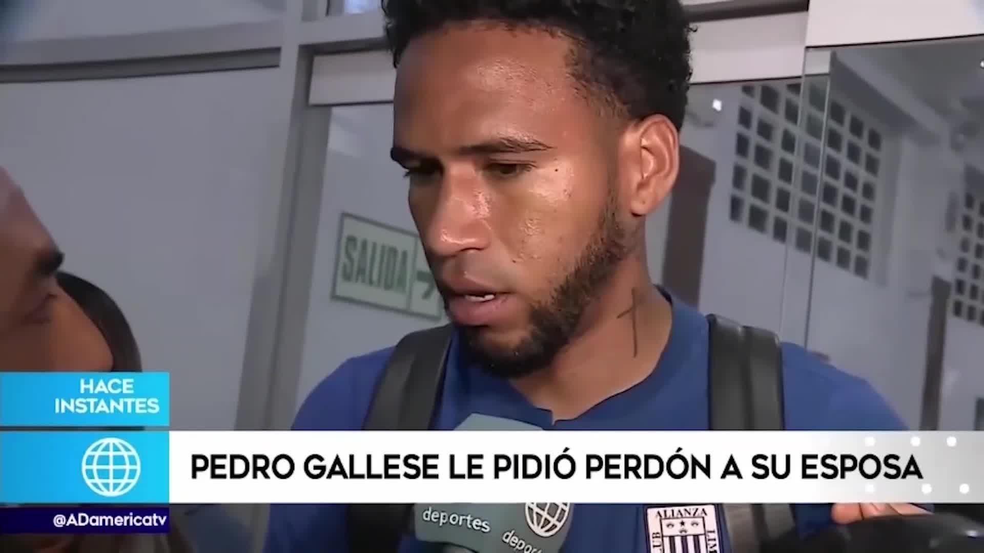 Pedro Gallese dedica la semifinal a su a su esposa y pide una oportunidad