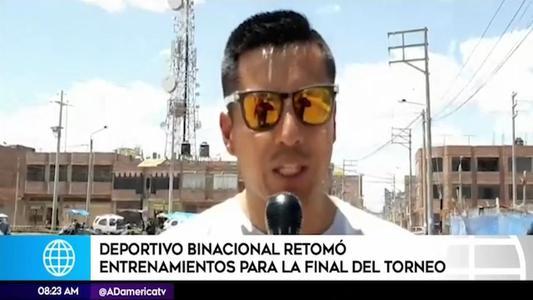 Deportivo Binacional se siente obligado a campeonar