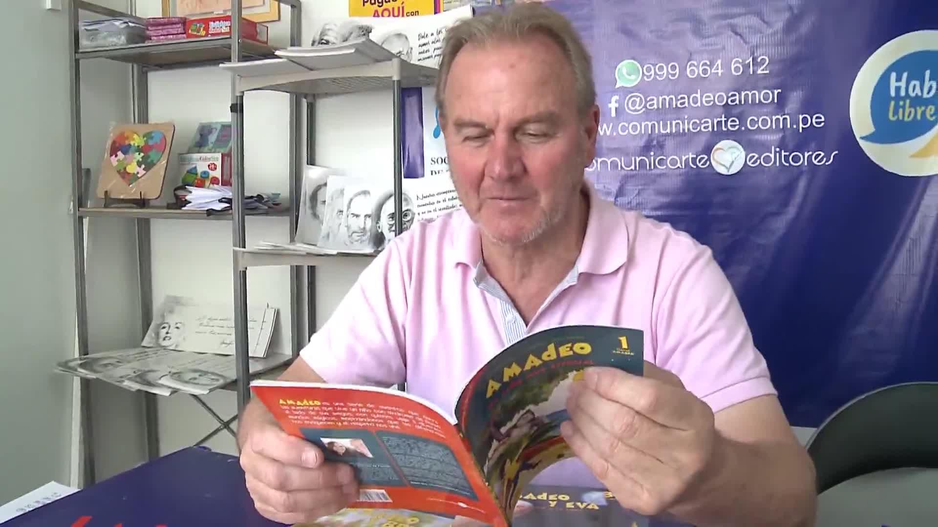 Feria del Libro Ricardo Palma 2019 atrae al público peruano