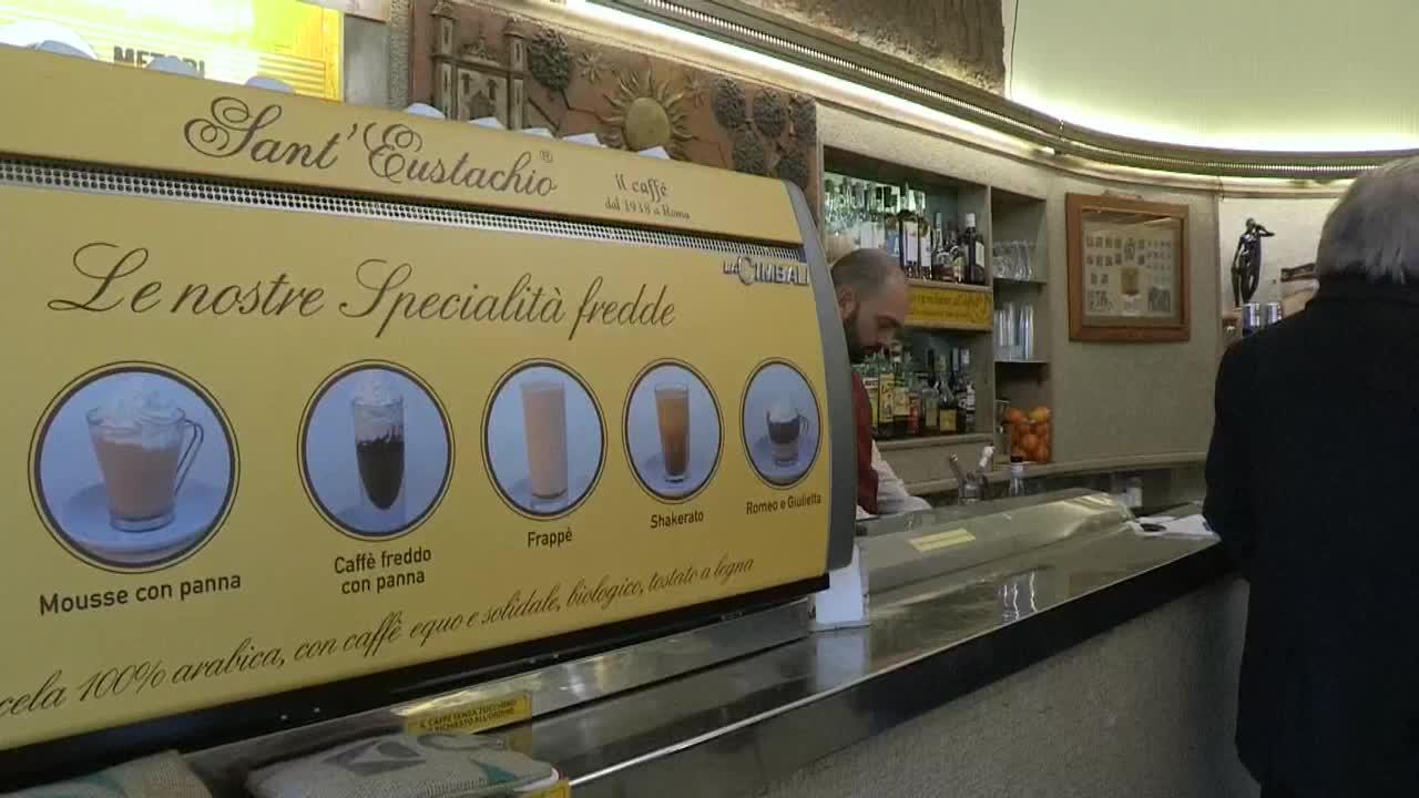 Italia quiere que su café espresso sea patrimonio de la humanidad