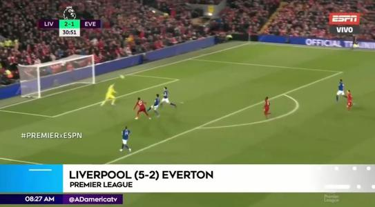 Liverpool se consolida en la Liga Premier Inglesa