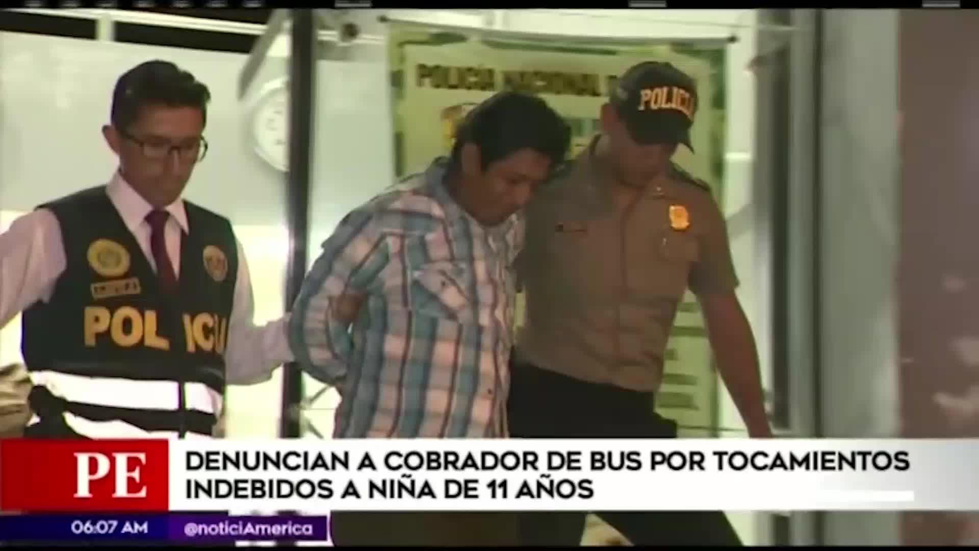 La Molina: Detienen a cobrador acusado de tocamientos indebidos a menor de 11 años dentro del bus