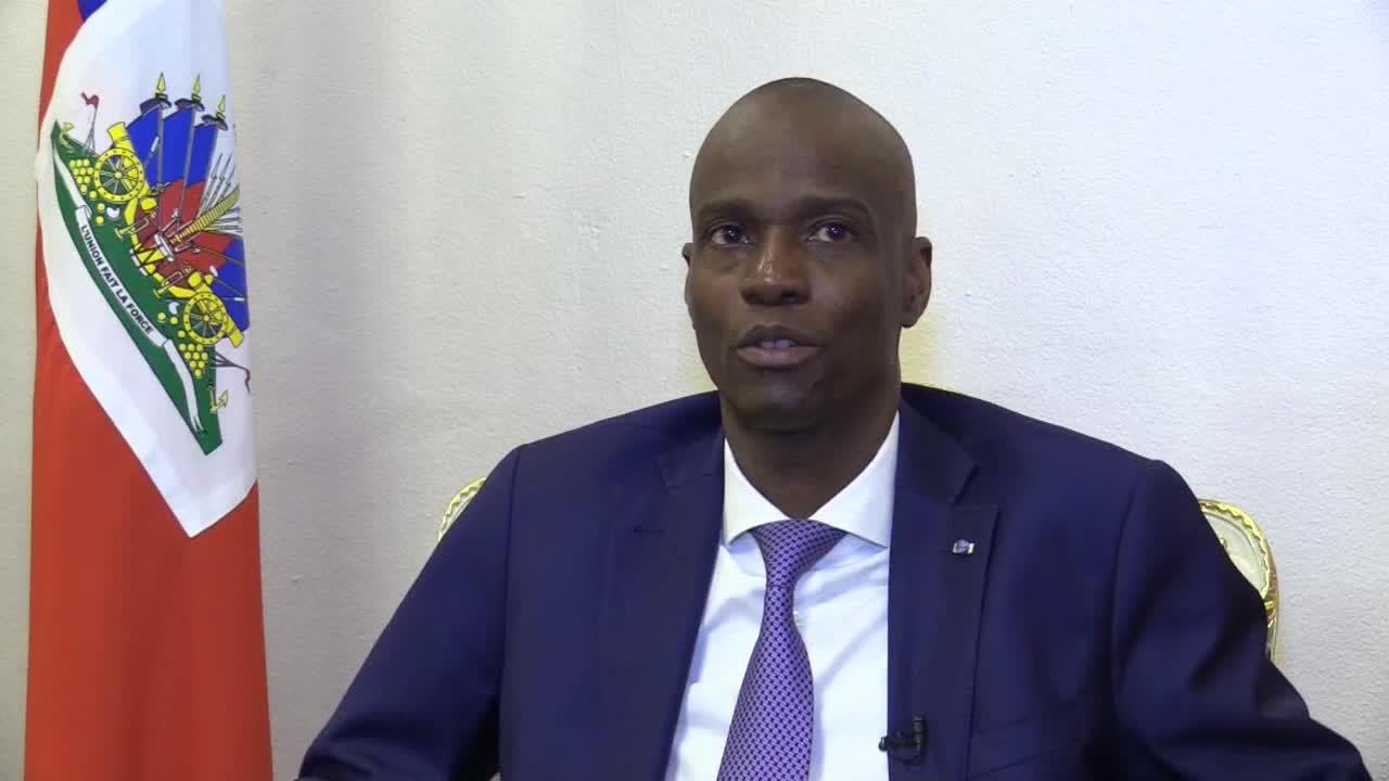 """El presidente de Haití insta a Maduro a celebrar unas """"elecciones legítimas"""""""