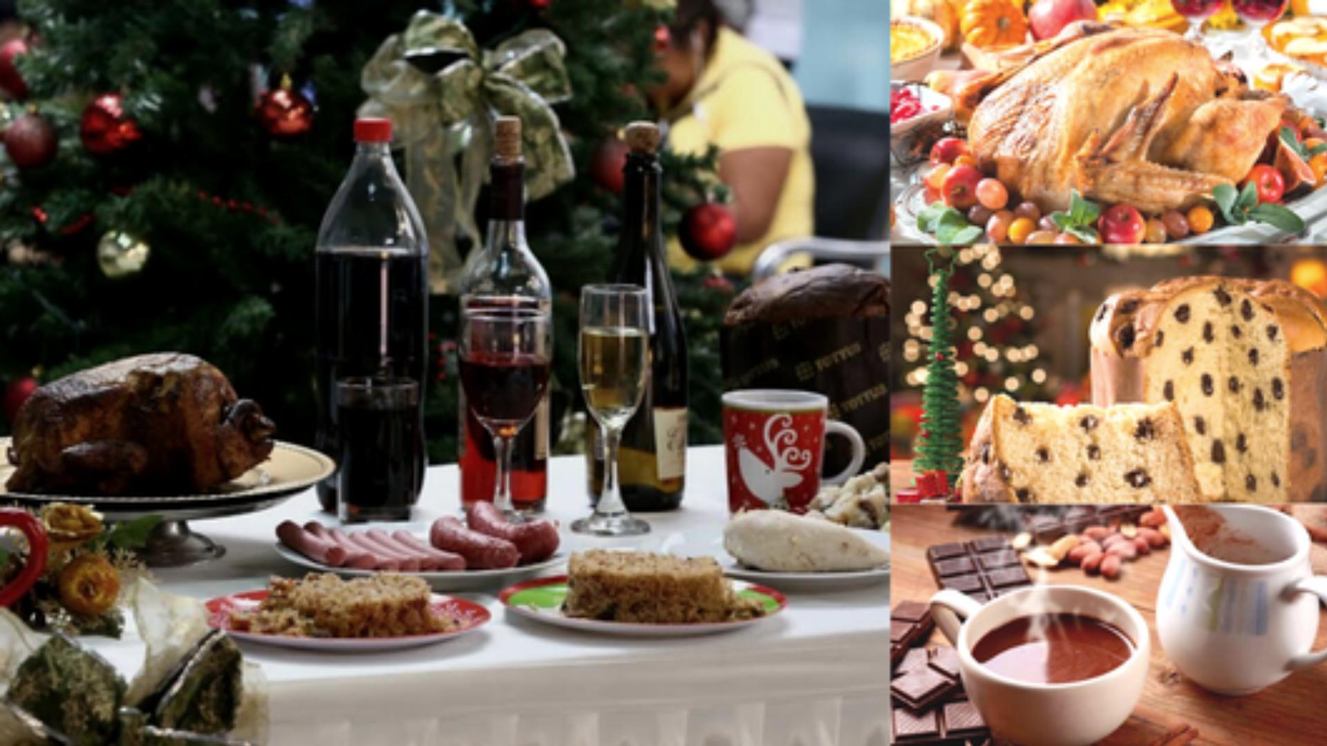 Pavo, panetón y chocolate caliente: ¿Cuál es el origen de la tradicional cena navideña peruana?