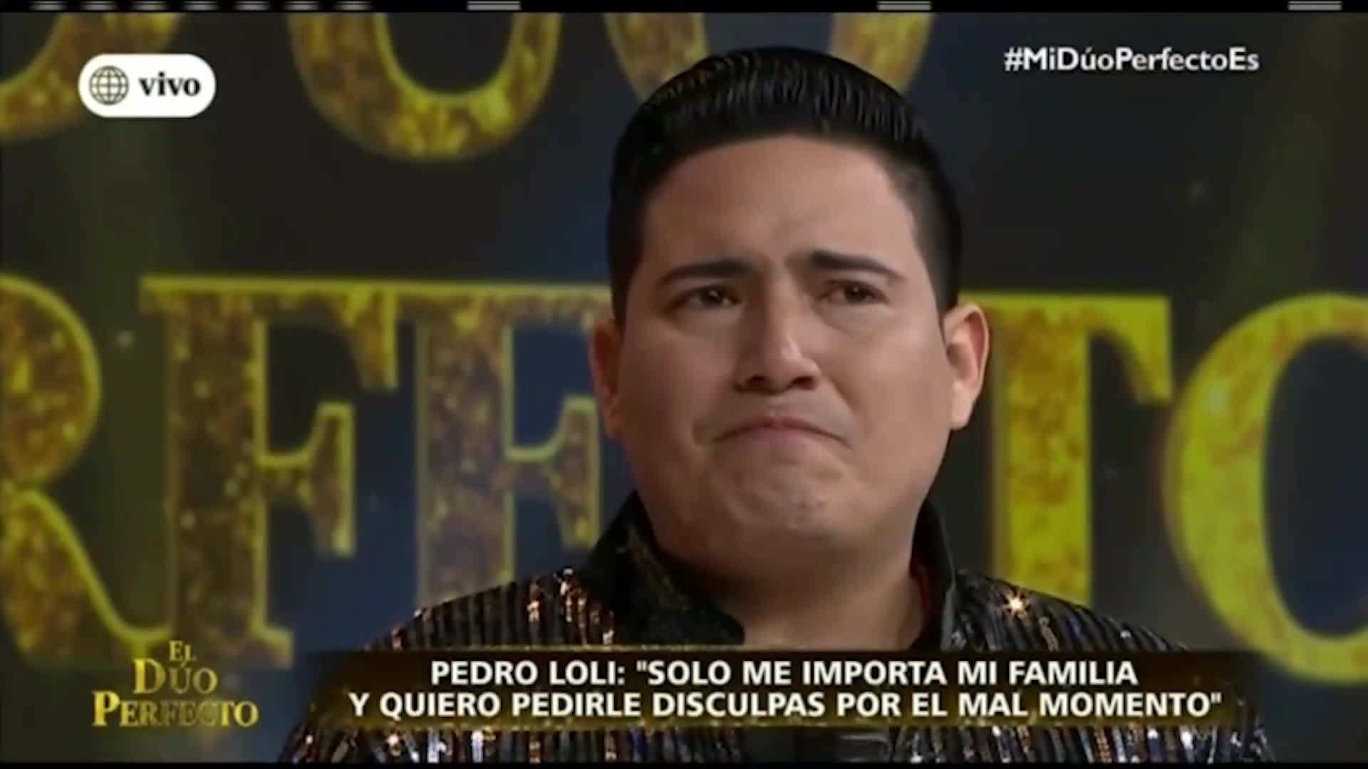 """""""El dúo perfecto"""": Pedro Loli rompe su silencio sobre escándalo de infidelidad"""