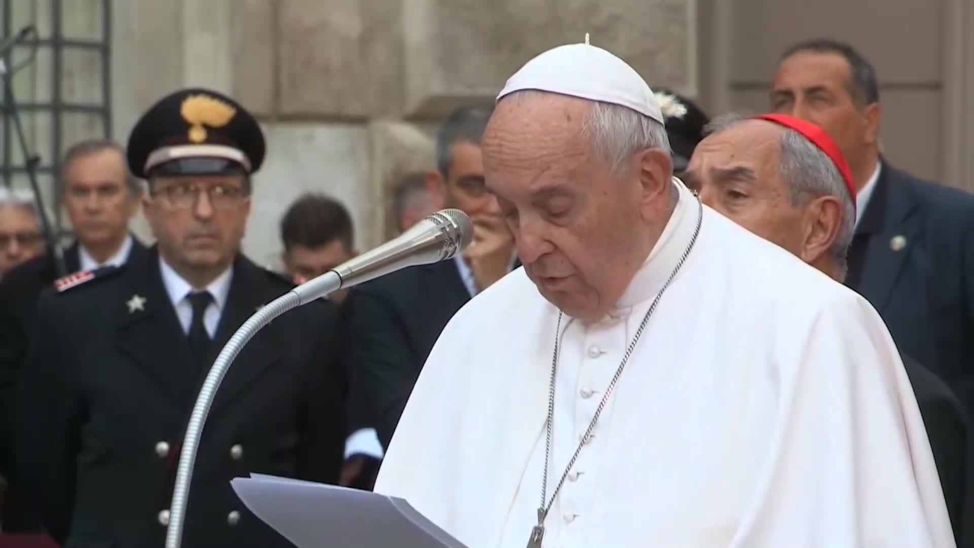 Papa Francisco advierte que la corrupción del corazón es el peligro más grave