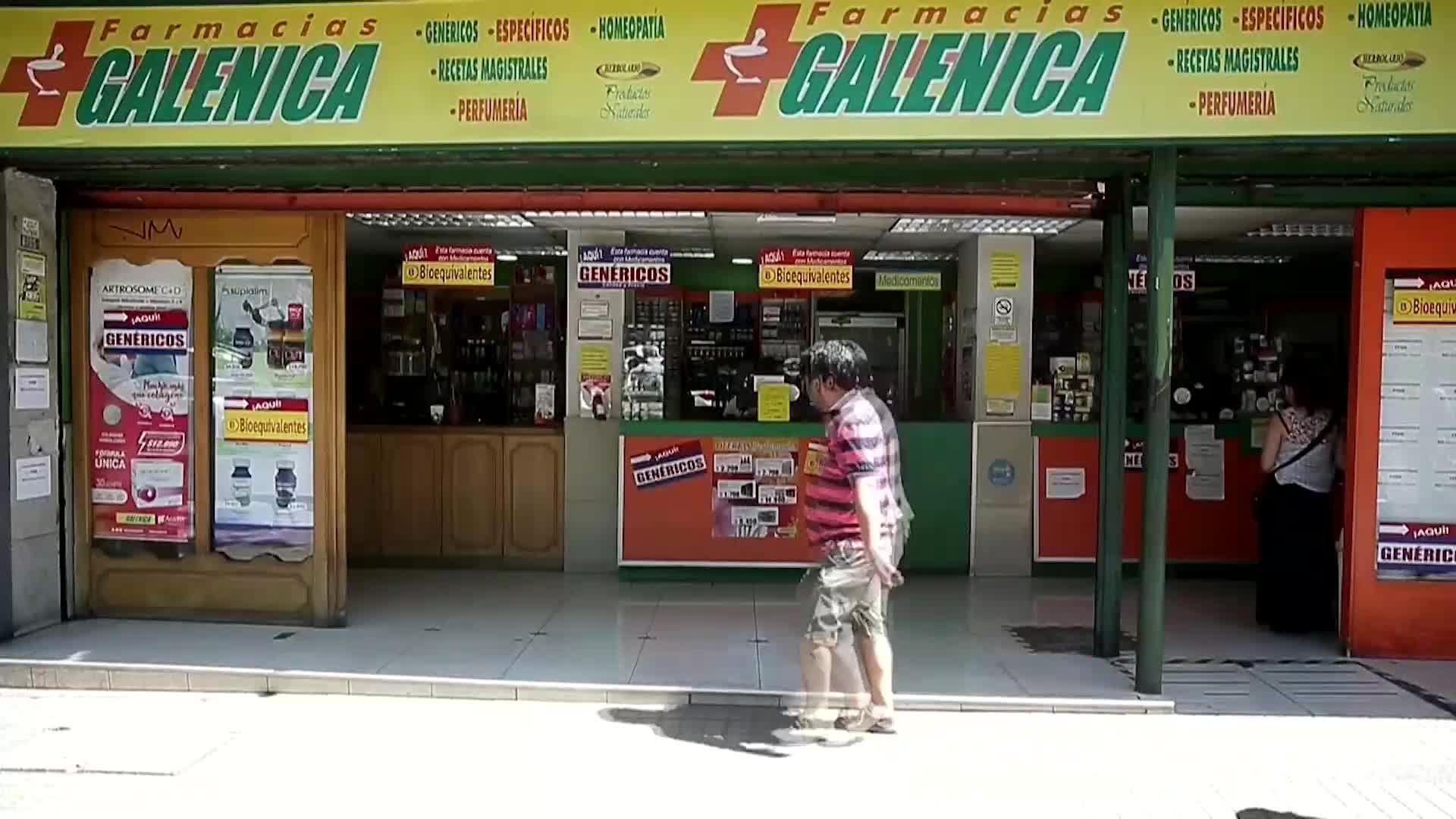 Alto costo de medicinas en Chile desata críticas contra industria farmacéutica