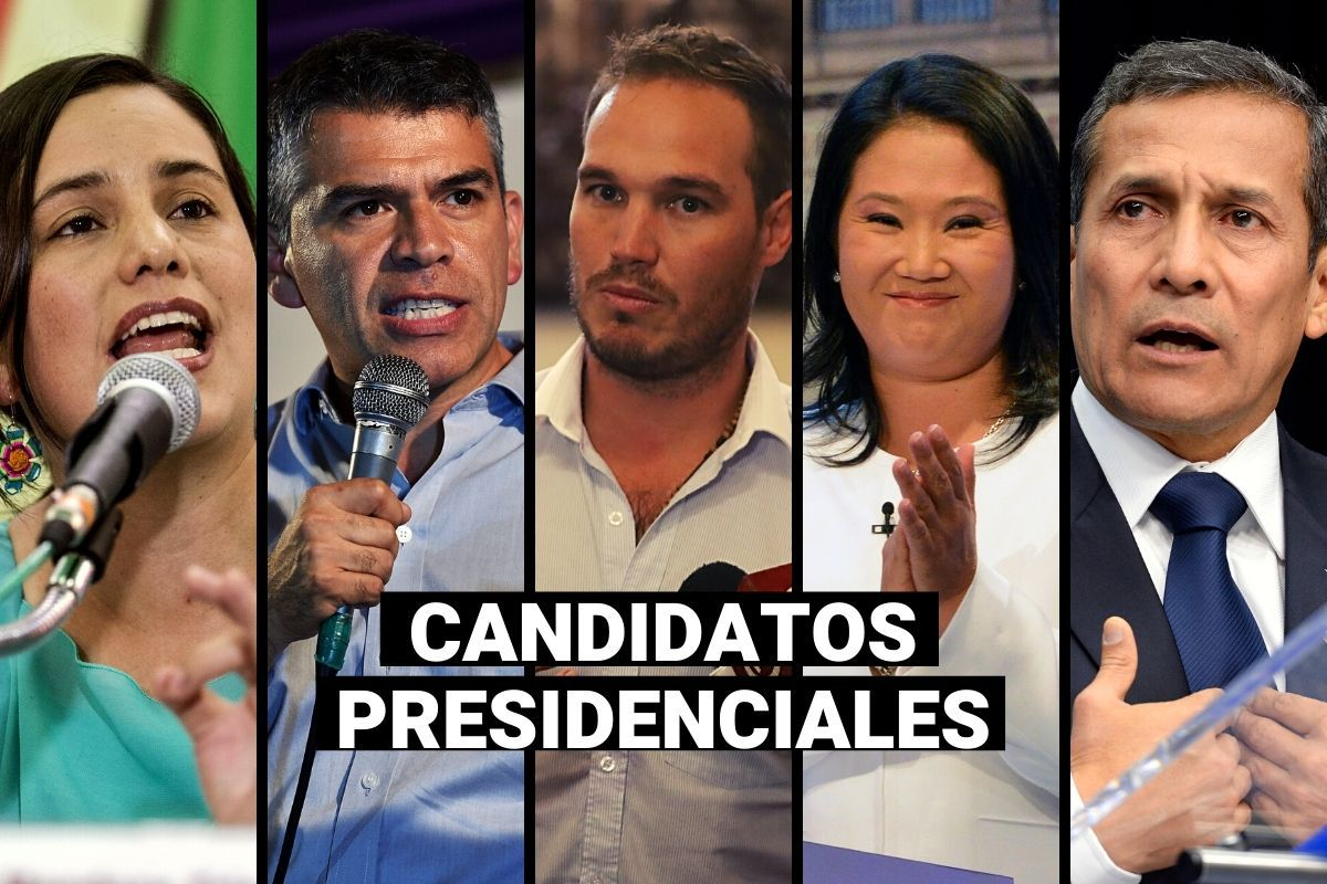 Conoce a los 23 candidatos presidenciales y sus planchas tras comicios internos