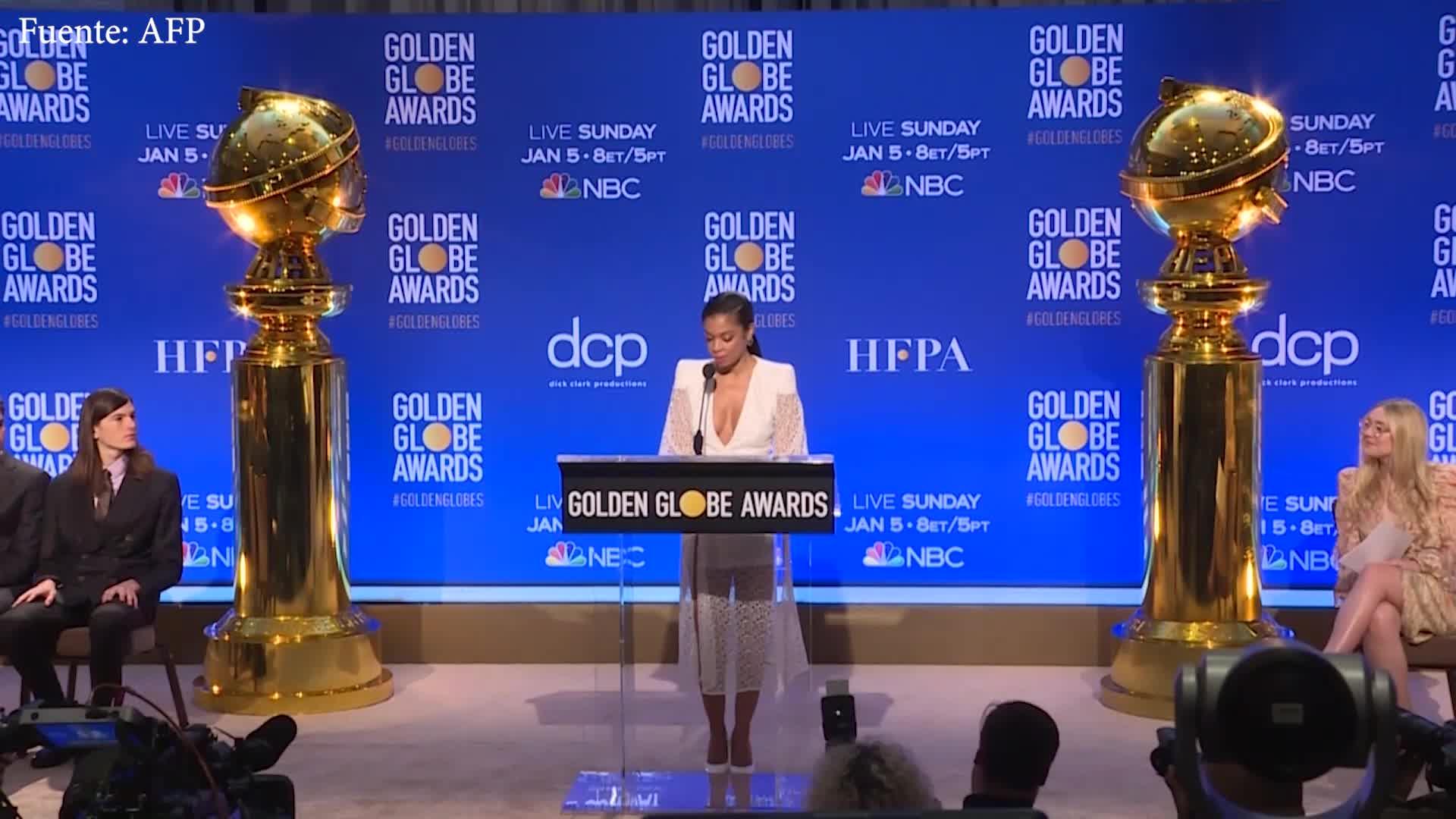 """""""Historia de un matrimonio"""" y Netflix dominan nominaciones a Globos de Oro"""