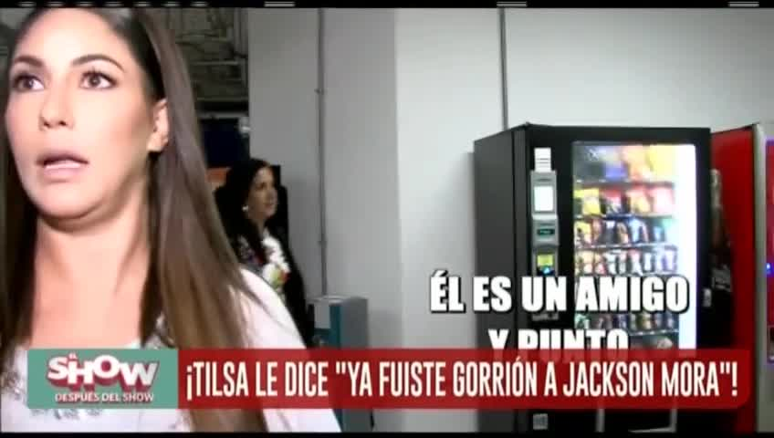 ESDS: Tilsa Lozano da contundente respuesta sobre Jackson Mora