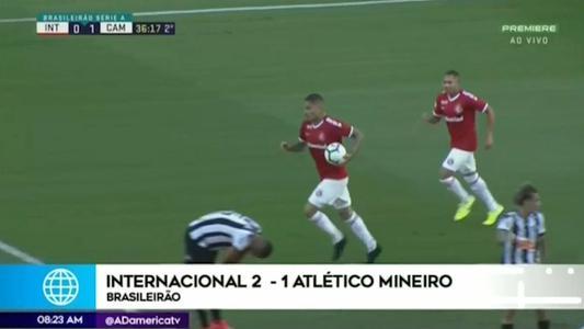 Peruanos en el exterior: Paolo Guerrero anota en Inter y Edison Flores es eliminado con Morelia