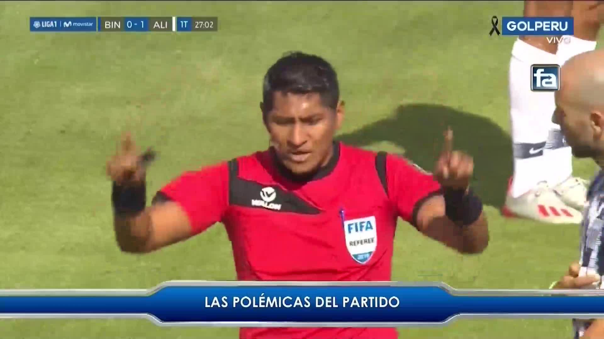 Binacional vs Alianza Lima: Estas fueron las jugadas polémicas de la primera final