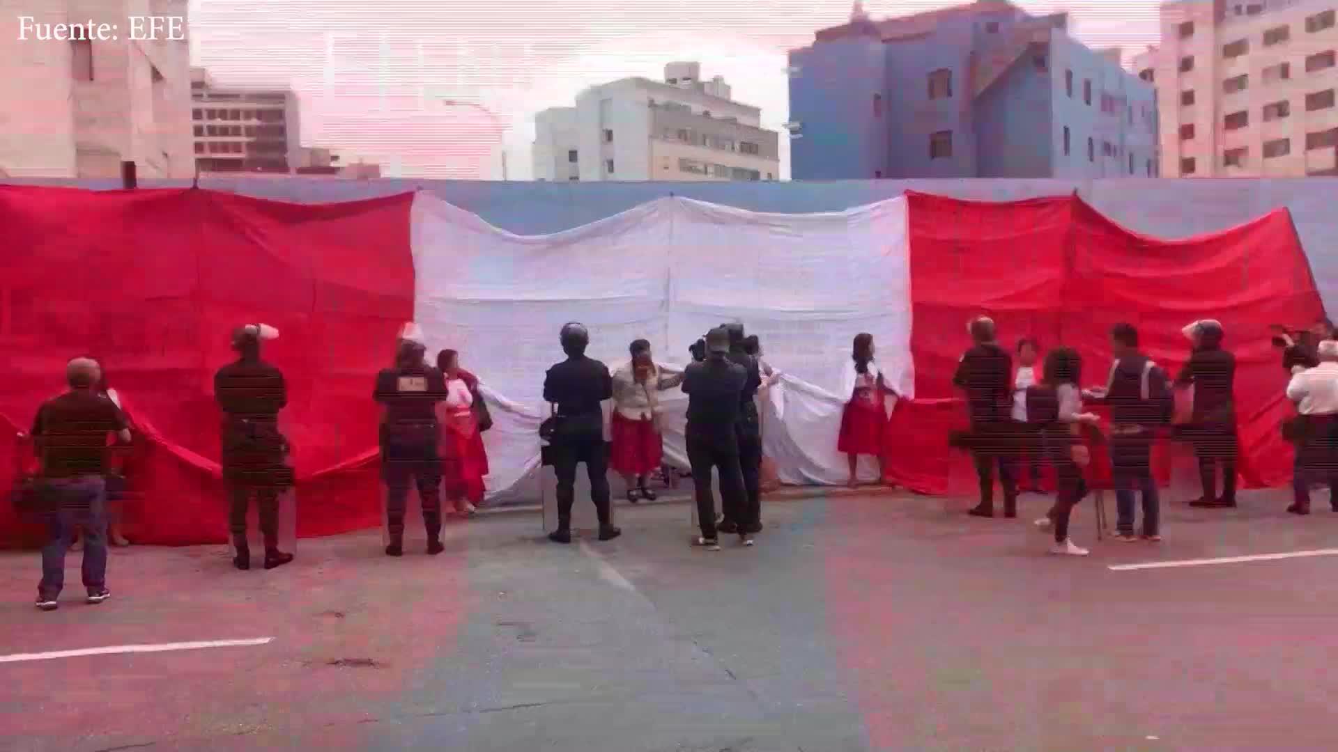 Víctimas de presuntas esterilizaciones forzadas de Perú exigen justicia