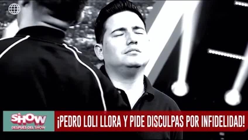 """ESDS: Mira aquí el detrás de cámaras de la presentación de Pedro Loli en """"El dúo perfecto"""""""