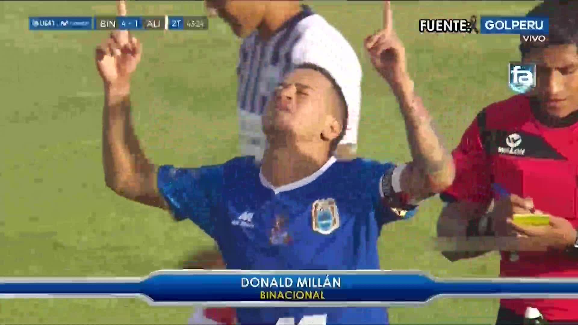 Resumen, resultado y goles de la primera final entre Binacional vs Alianza Lima