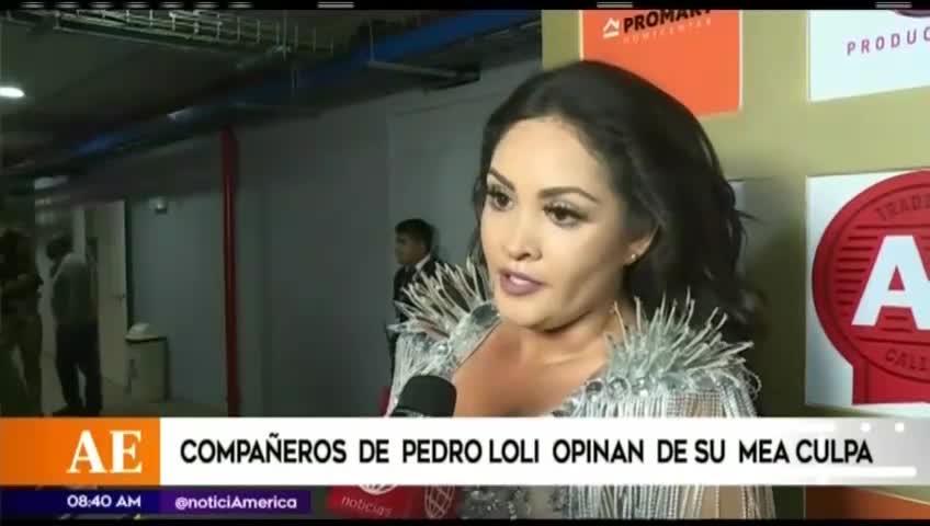 """Pedro Loli: así reaccionaron los participantes de """"El dúo perfecto"""" ante las disculpas del cantante"""
