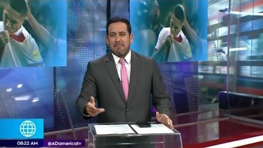 """Óscar Del Portal a Agustín Lozano: """"Tenga más cuidado en lo que dice"""""""