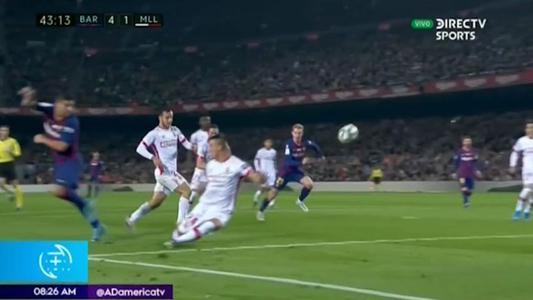 Revive los mejores goles del fútbol de Europa