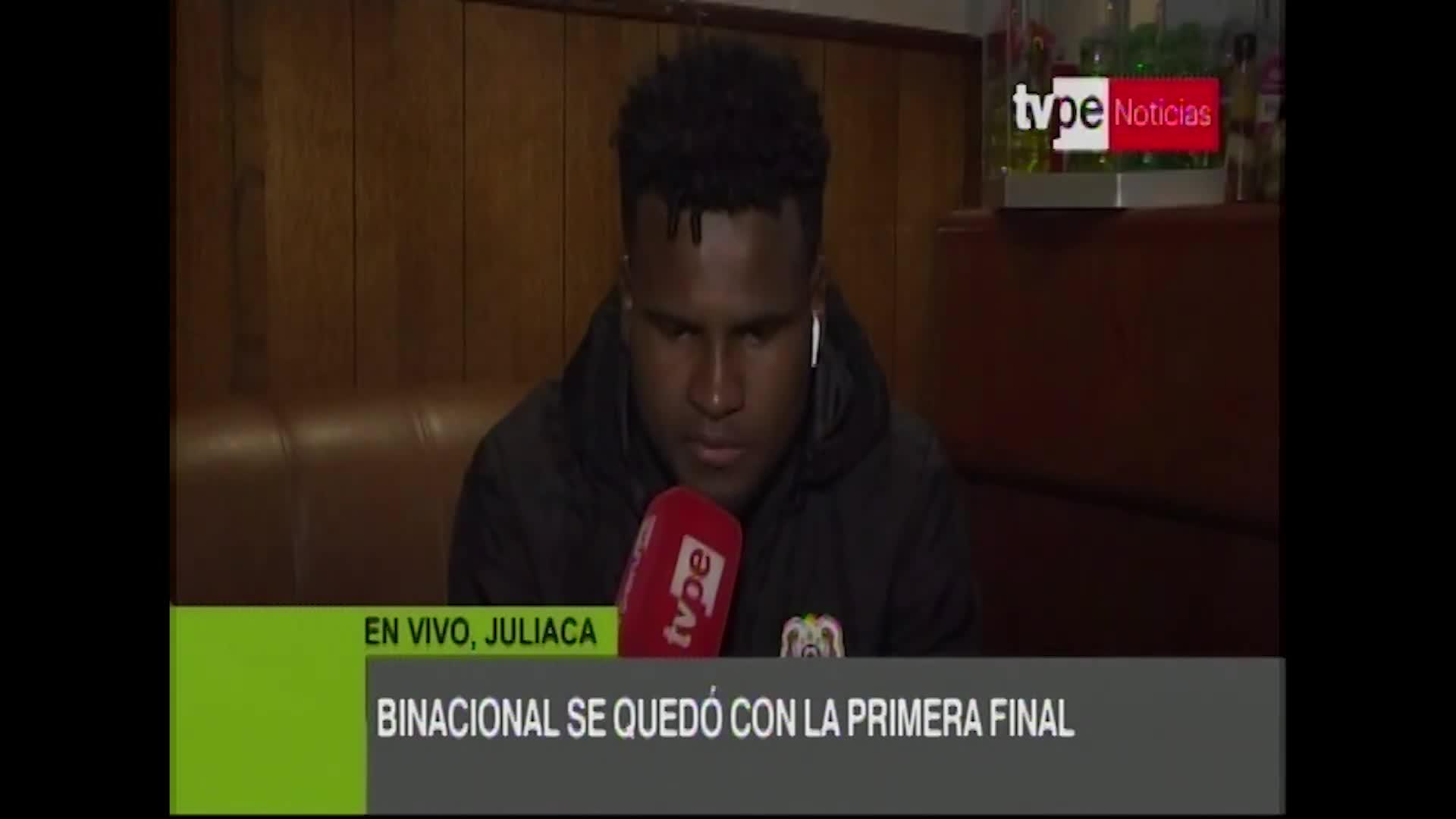 """Jugadores de Binacional dedicaron el triunfo a Juan Pablo Vergara: """"Se lo habíamos prometido"""""""