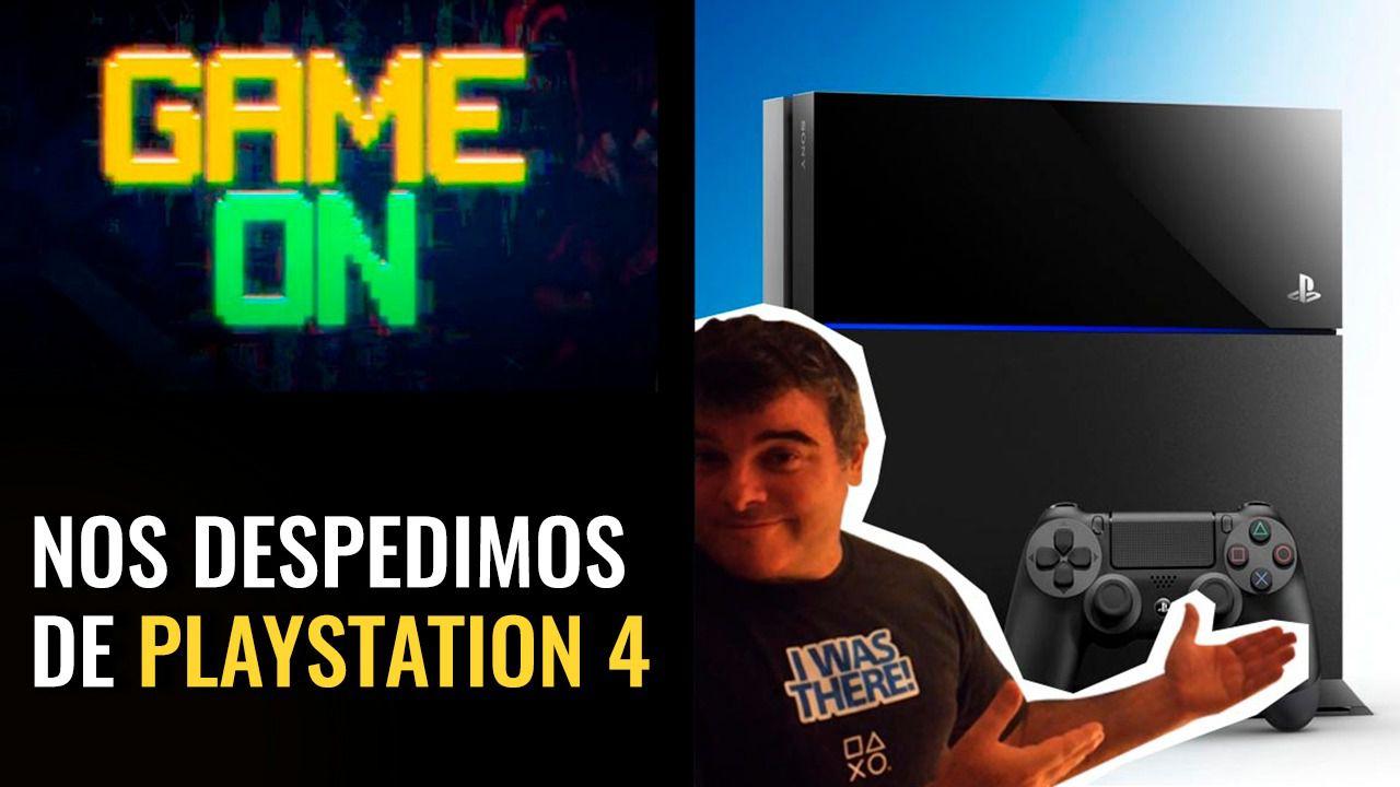 Nos despedimos de PlayStation 4