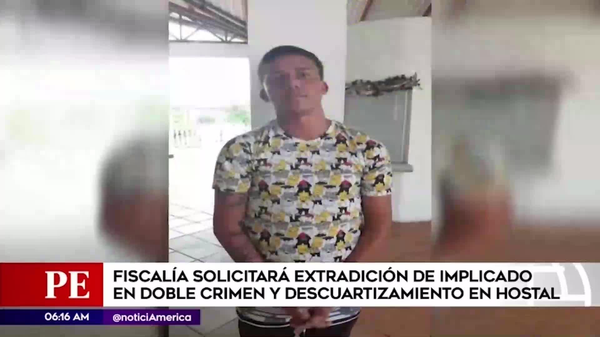 Capturan a ciudadano venezolano acusado por doble descuartizamiento en SMP