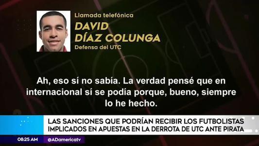 FPF investiga a futbolistas implicados en supuesto caso de apuestas