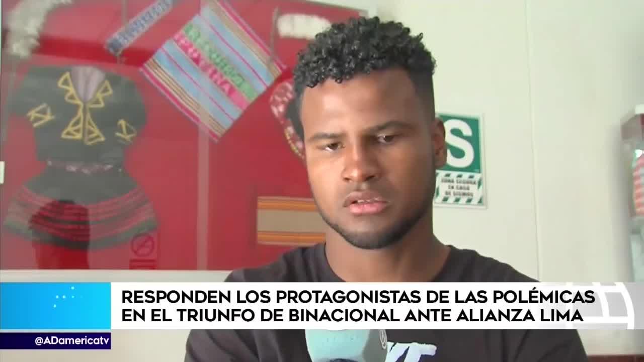 """Aldair Rodríguez sobre polémica falta de Rosell: """"Era para tarjeta amarilla, yo no lo expulsaba"""""""