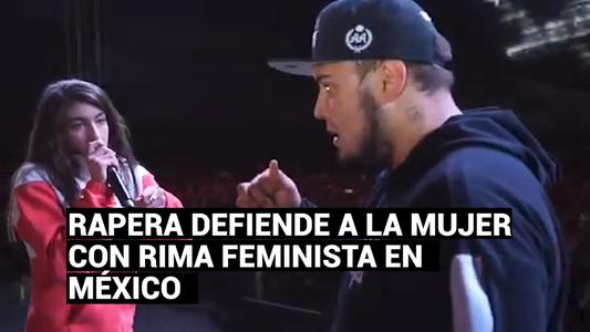 Las rimas feministas de Sara Socas contra el machismo en batalla de gallos