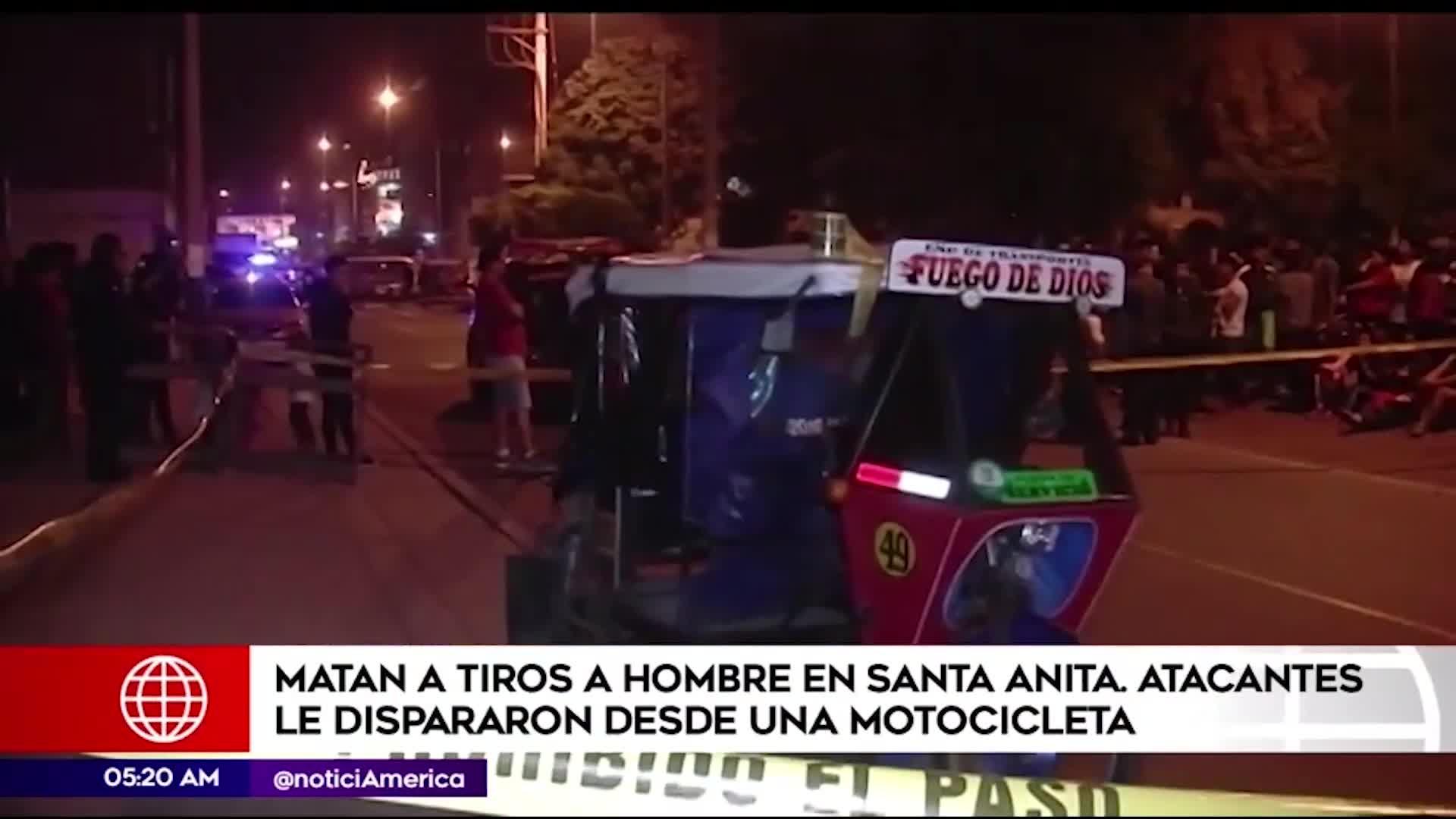 Santa Anita: hombre falleció dentro de mototaxi tras no ser atendido en clínica