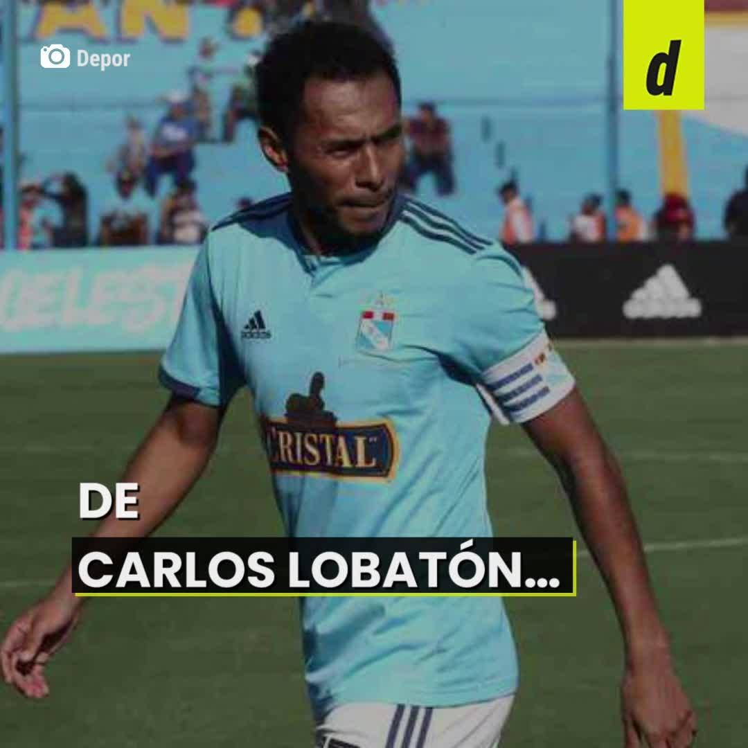 Los mejores goles de Carlos Lobatón en Sporting Cristal