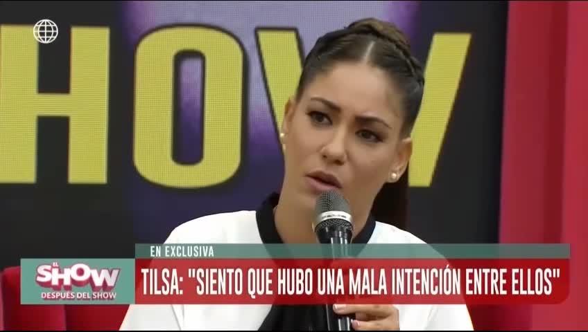 """Tilsa Lozano responde sobre presuntos encuentros con Juan Manuel Vargas: """"No sé nada de él hace cuatro años"""""""